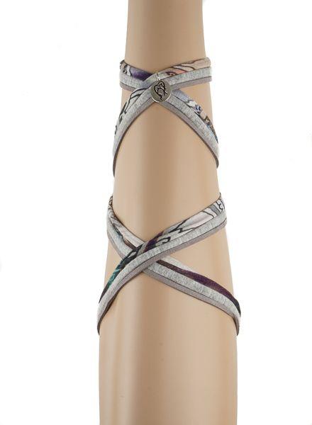 Comfortabele bandenset met stretch van 140cm lang die je makkelijk op maat knipt.