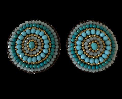 maxi bohochick turquoise