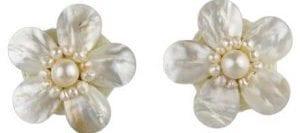 Bandajanas flower pearlisiou