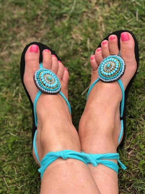 maxi boho chicks turquoise