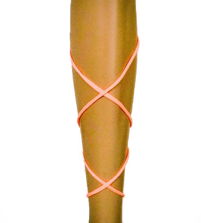 Bandajanas band neon oranje