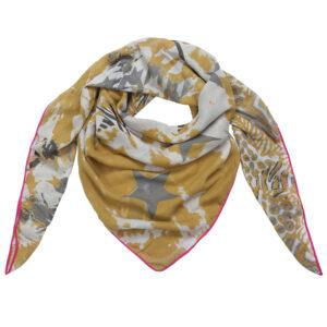 bandajanas sjaal okergeel