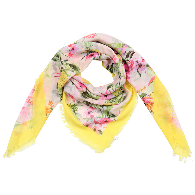 bandajanas sjaal tropical