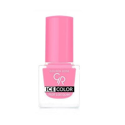 Ice color nagellak knalroze