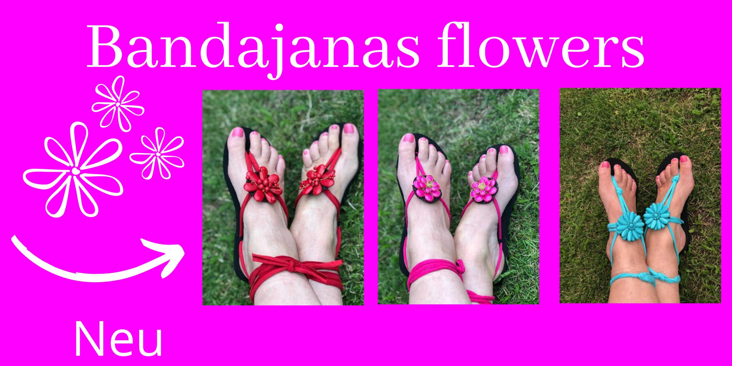 Bandajanas Flowers - Neu