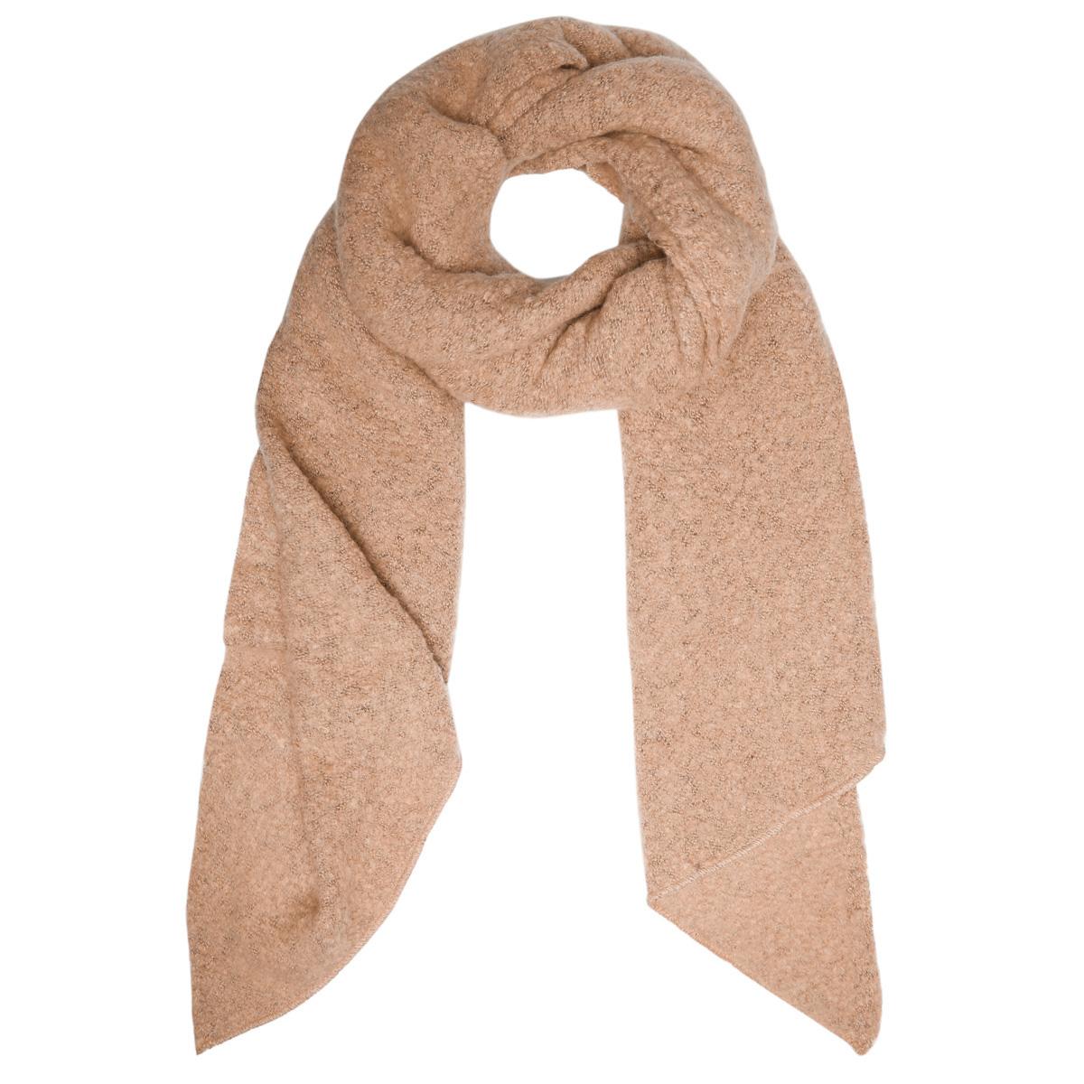 Bandajanas sjaal bleekroze