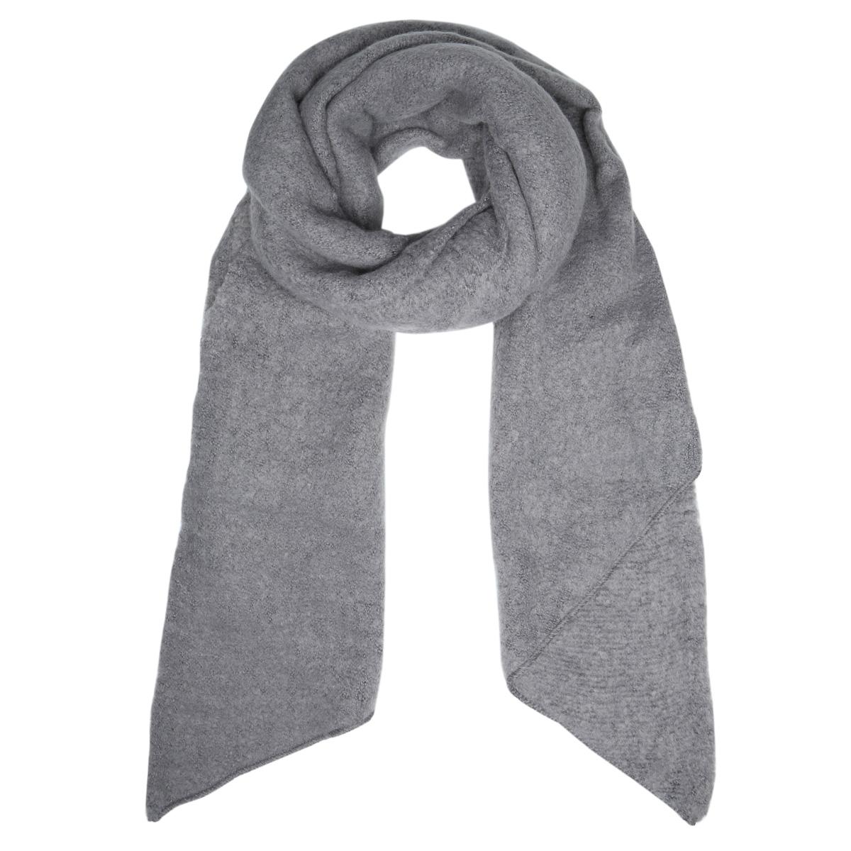 bandajanas sjaal licht grijs