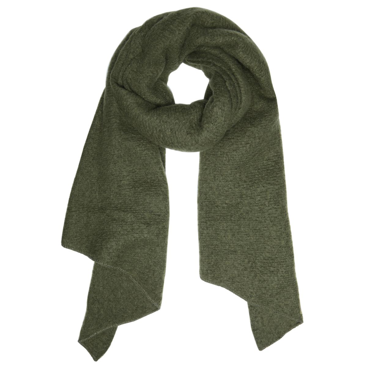 bandajanas sjaal olijfgroen