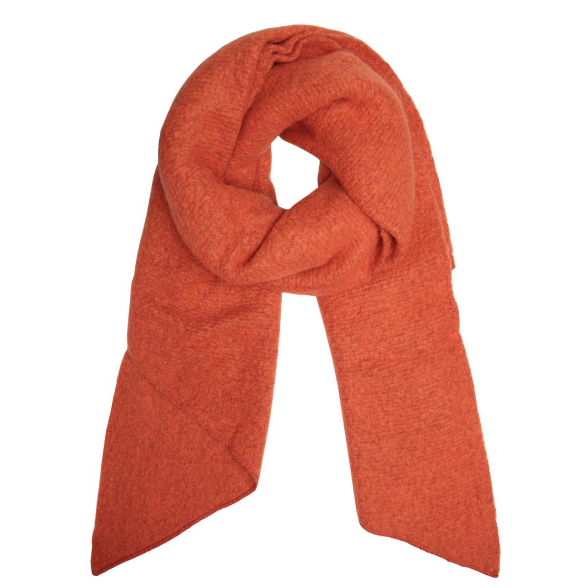 bandajanas sjaal warm oranje
